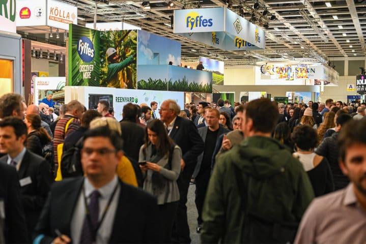 Más de 78.000 visitantes profesionales y 3.200 expositores en Fruit Logistica 2019
