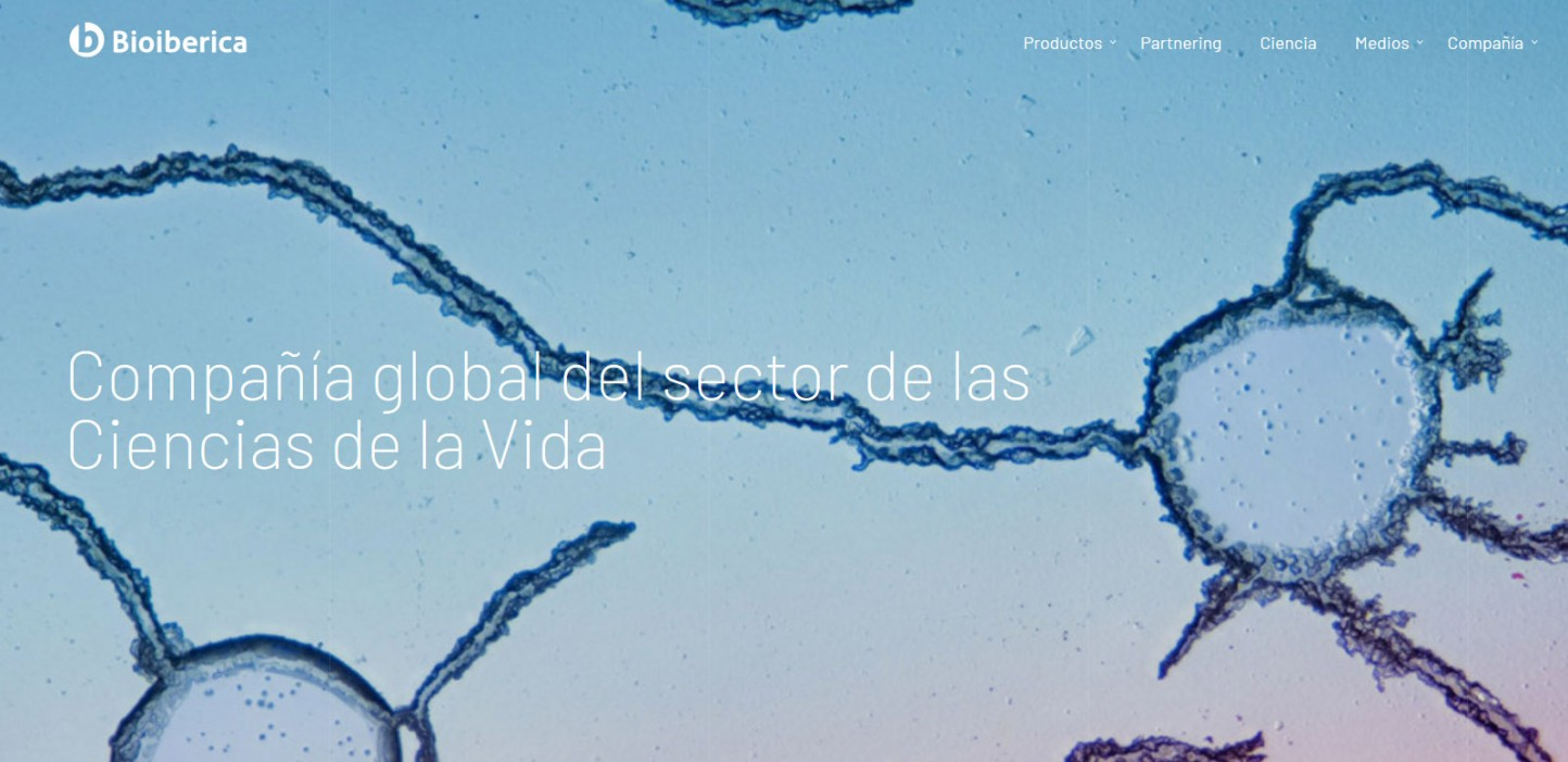 Bioibérica renueva su marca y estrena web corporativa
