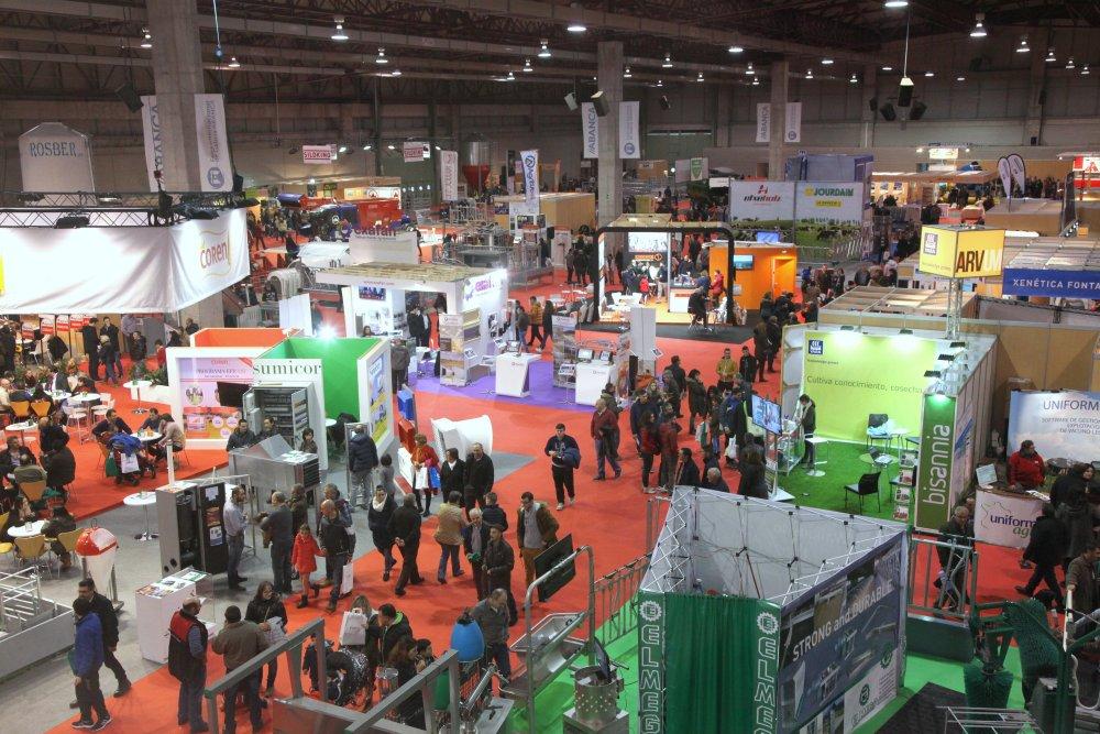 Más de 40 innovaciones optan a los premios de Abanca Cimag-GandAgro, que arranca mañana en Silleda