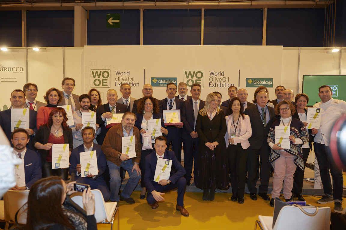 WOOE entrega sus premios Delicatessen with Olive Oil