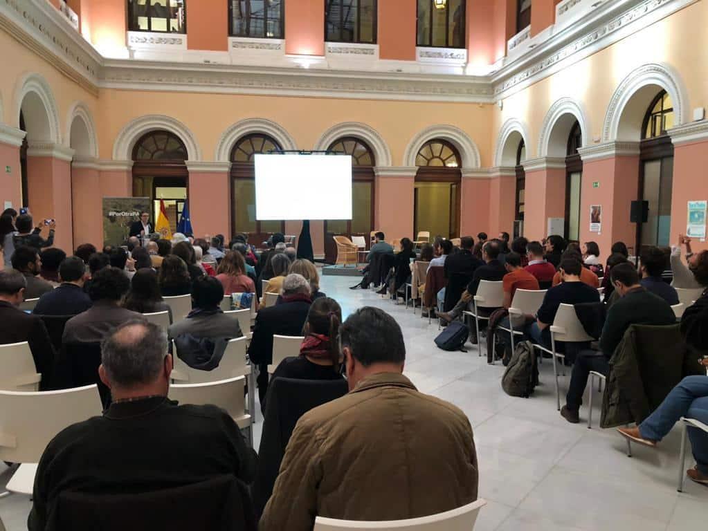 La coalición Por Otra PAC presenta sus propuestas en Madrid