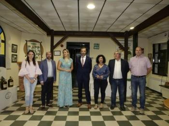 Fábrica de aceites Cortijo La Labor avanza hacia la máxima producción de aceite de oliva