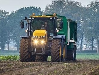 La nueva medida de Agrimax Force de BKT inaugura la era de los neumáticos gigantes