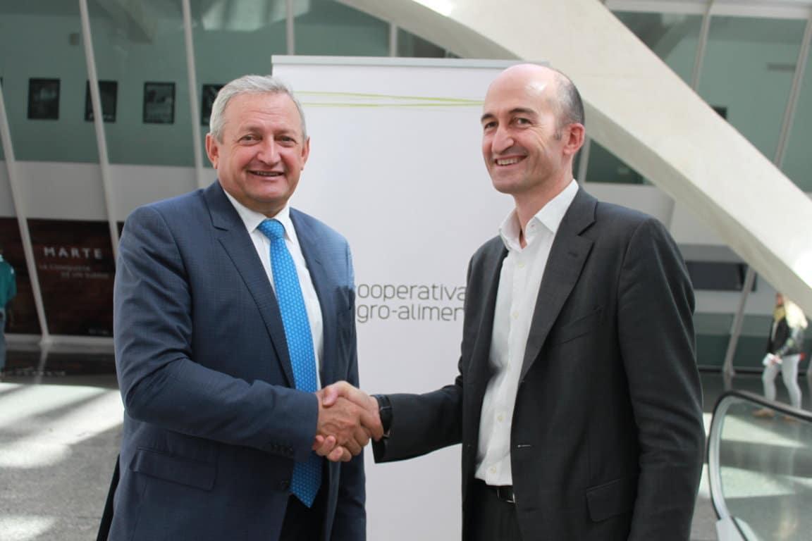 """Alianza entre Hispatec y Cooperativas Agroalimentarias para desarrollar el concepto """"Cooperativa de Datos"""""""