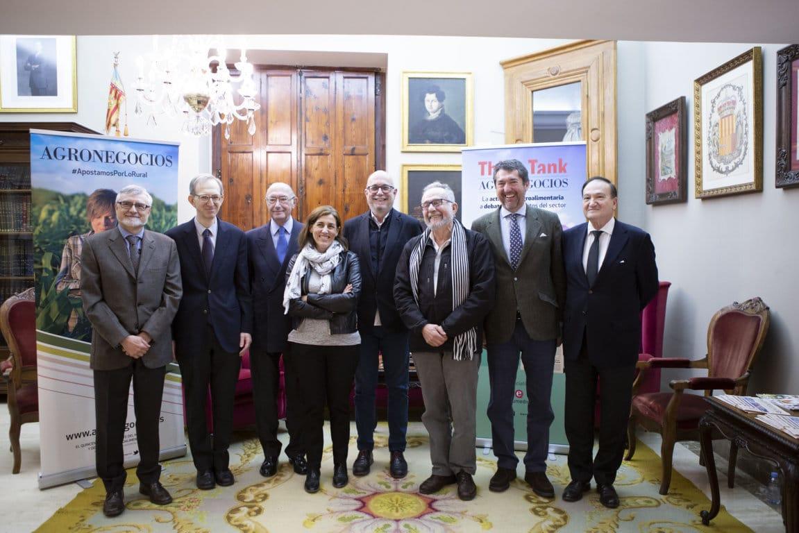 AgroNegocios debate en Valencia sobre el agua en su segundo Think Tank
