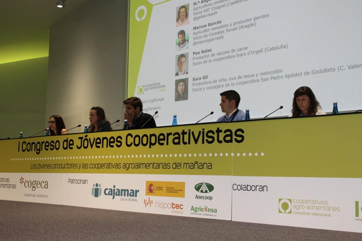 Cooperativas Agroalimentarias de España creará una Comisión nacional de Jóvenes cooperativistas