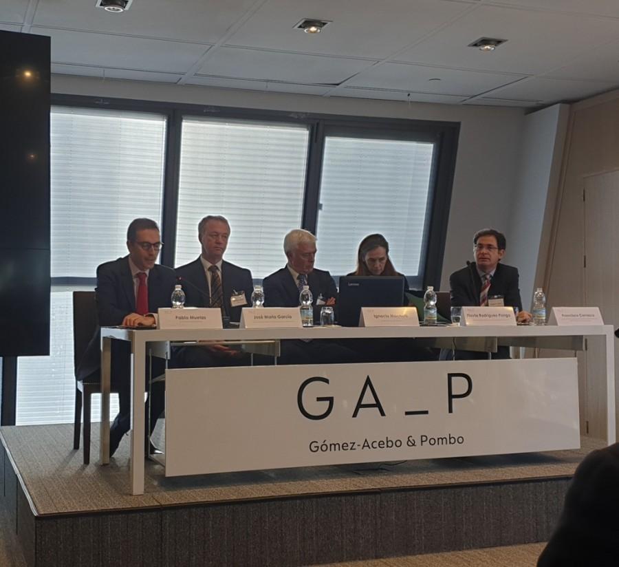 Jornada sobre los 40 años de la normativa de los seguros agrarios en España