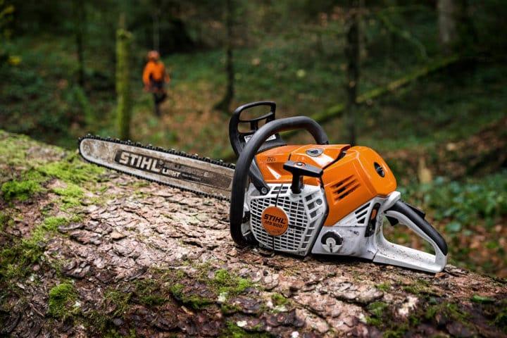 La nueva MS 500i de Stihl, disponible en el mercado esta primavera