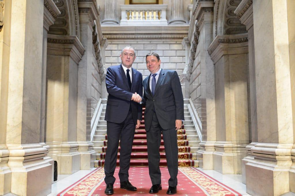 «Brexit», PAC y PPA centraron los debates del encuentro ministerial hispano-francés