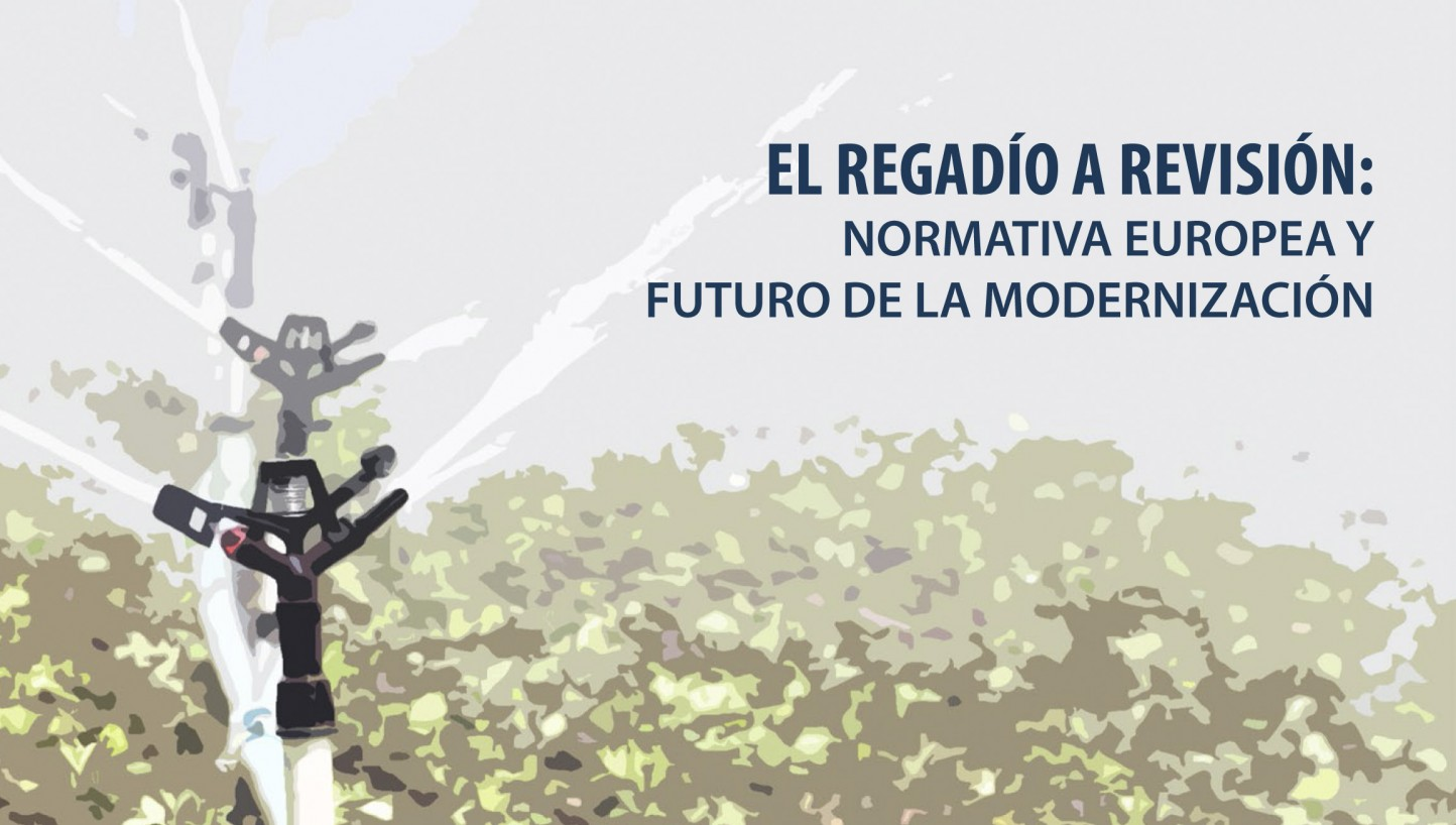 El futuro del regadío, a debate en una jornada de Fenacore