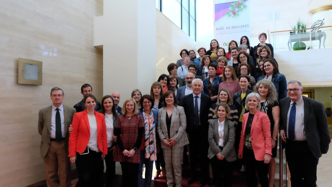 Nace la Asociación de Mujeres de Cooperativas Agroalimentarias de Galicia