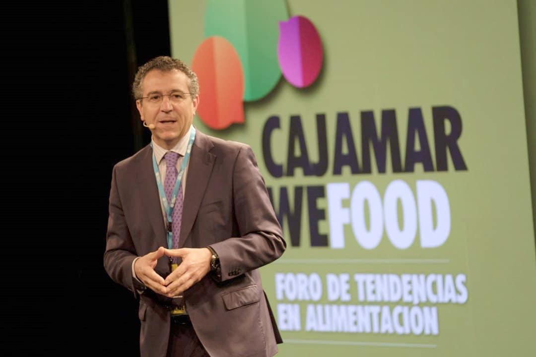 ¿Cuál es el futuro de nuestra alimentación?  Resumen del Foro  Cajamar de Tendencias en Alimentación «WeFood»