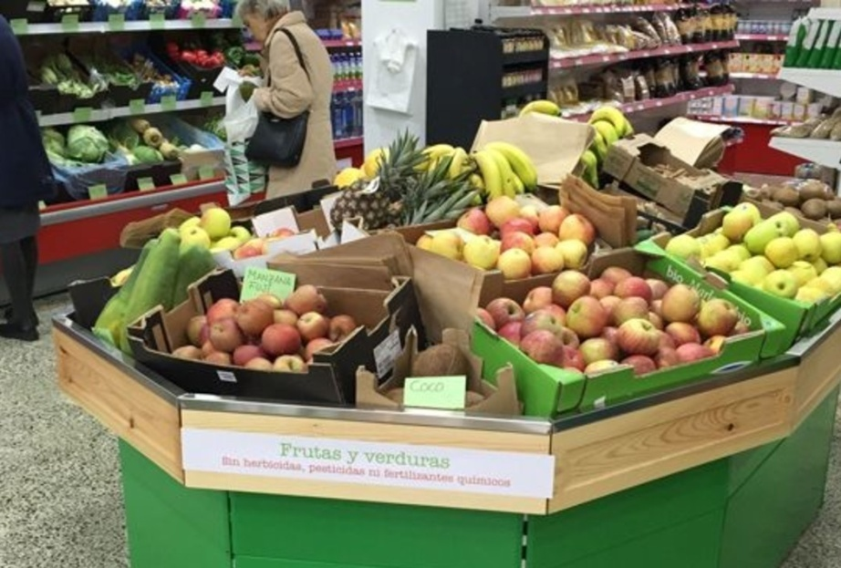 Frutas y hortalizas frescas frenaron la subida del Índice de Precios de Consumo (IPC) en marzo