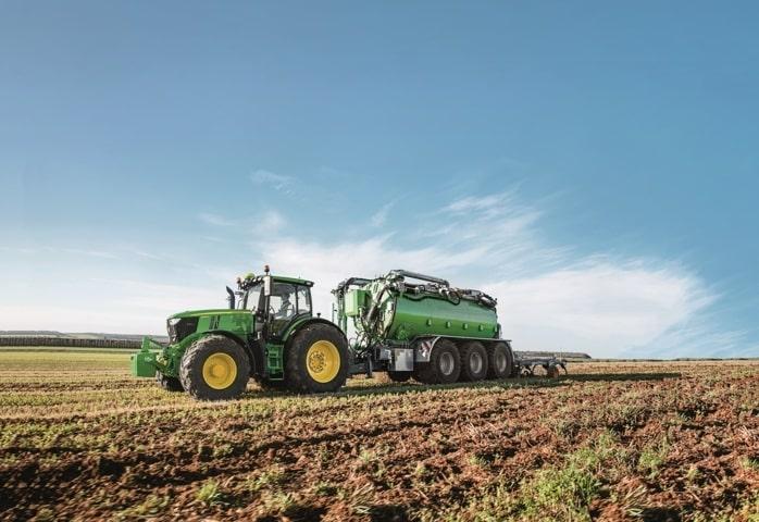 El sensor HarvestLab 3000 de John Deere recibe el European Land and Soil Management Award