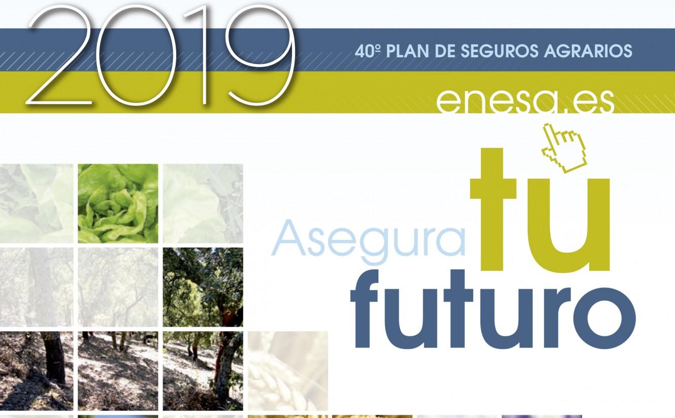 ENESA publica la Guía del Seguro Agrario 2019