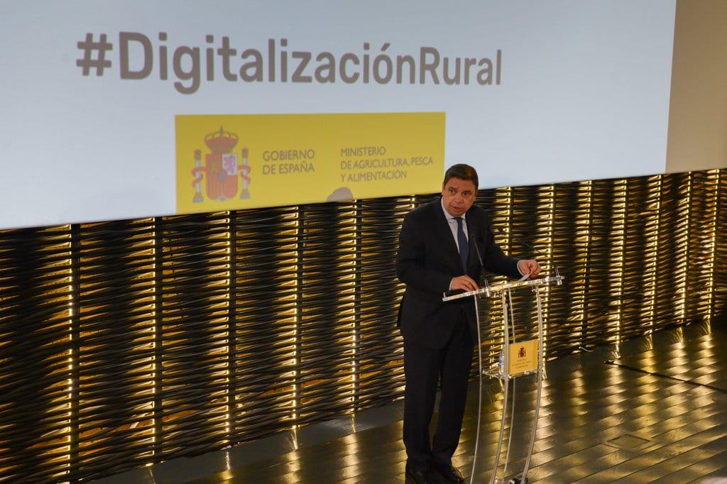El MAPA quiere aprobar antes de fin de 2019 el primer plan bienal de acción de la Estrategia de Digitalización agro-rural