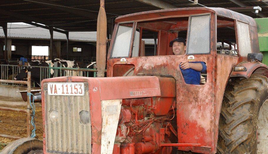 El MAPA quiere en España tractores más seguros y que no perjudiquen el medio ambiente