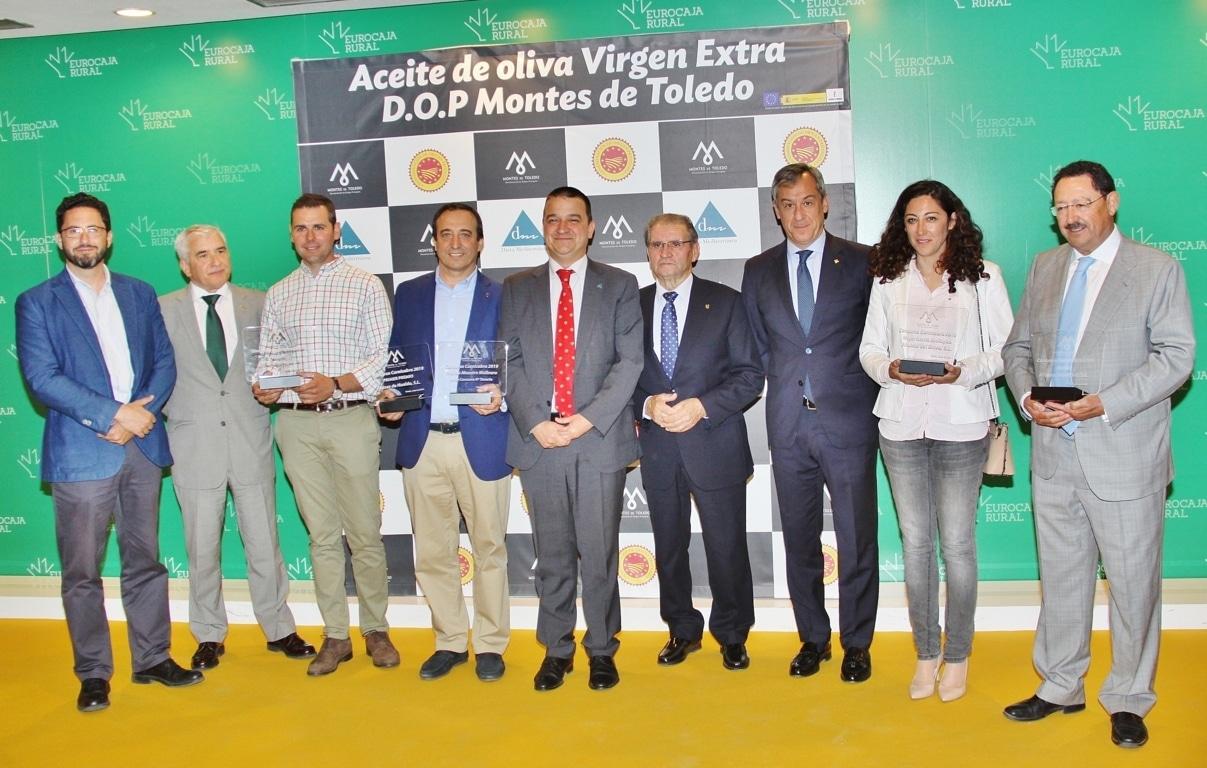 Montes de Toledo vuelve a premiar la calidad de Casas de Hualdo en sus 17º Premios Cornicabra