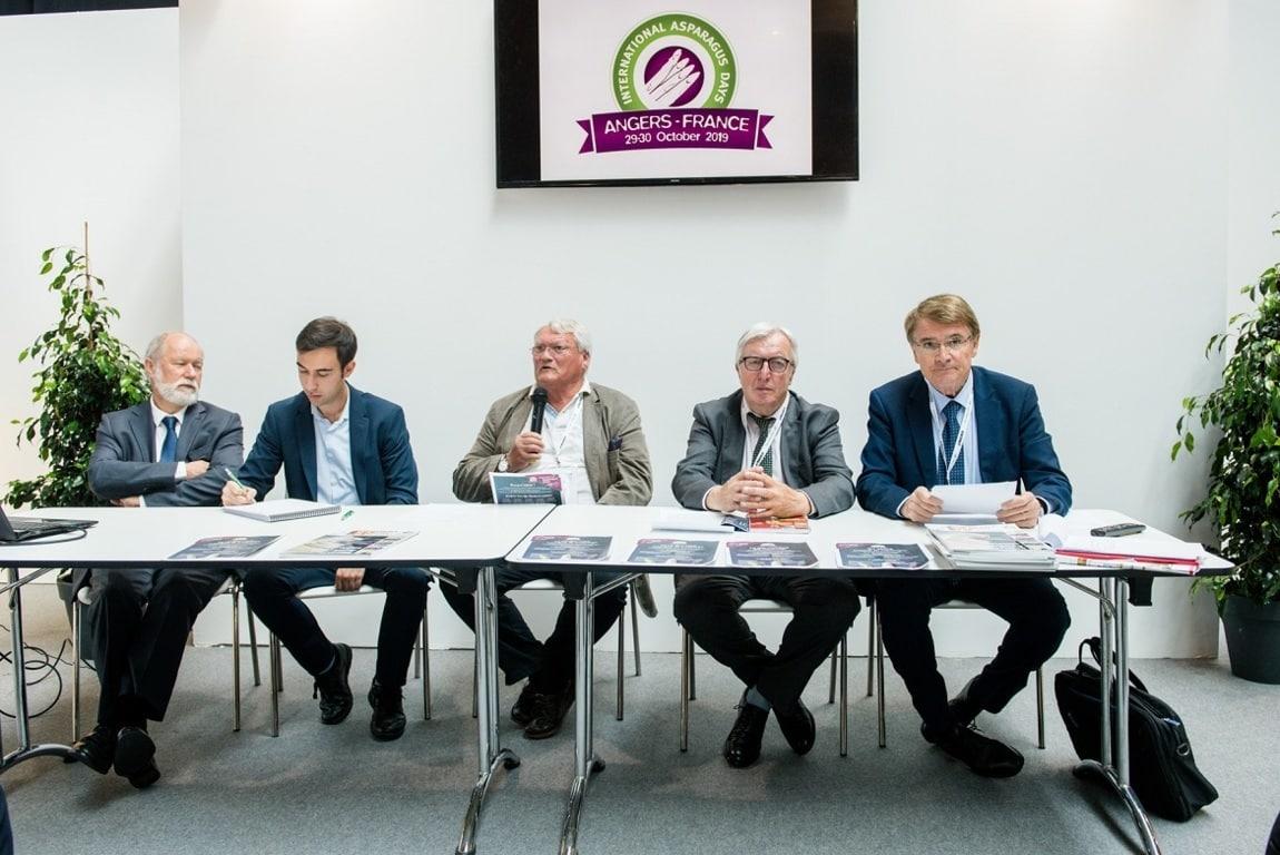 Las III Jornadas Internacionales del Espárrago se celebrarán en octubre en Angers (Francia)