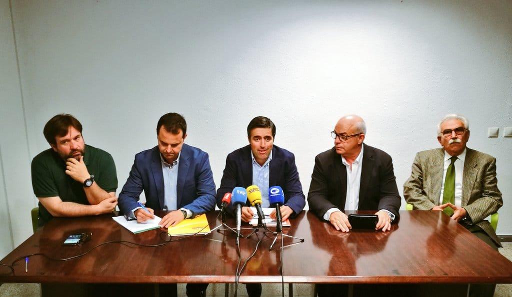 El sector olivarero se manifestará en Jaén el próximo 29 de mayo por la crisis de precios