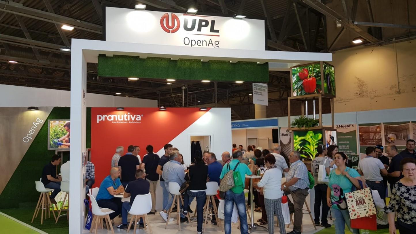UPL presenta su nuevo catálogo para horticultura intensiva en Infoagro Exhibition