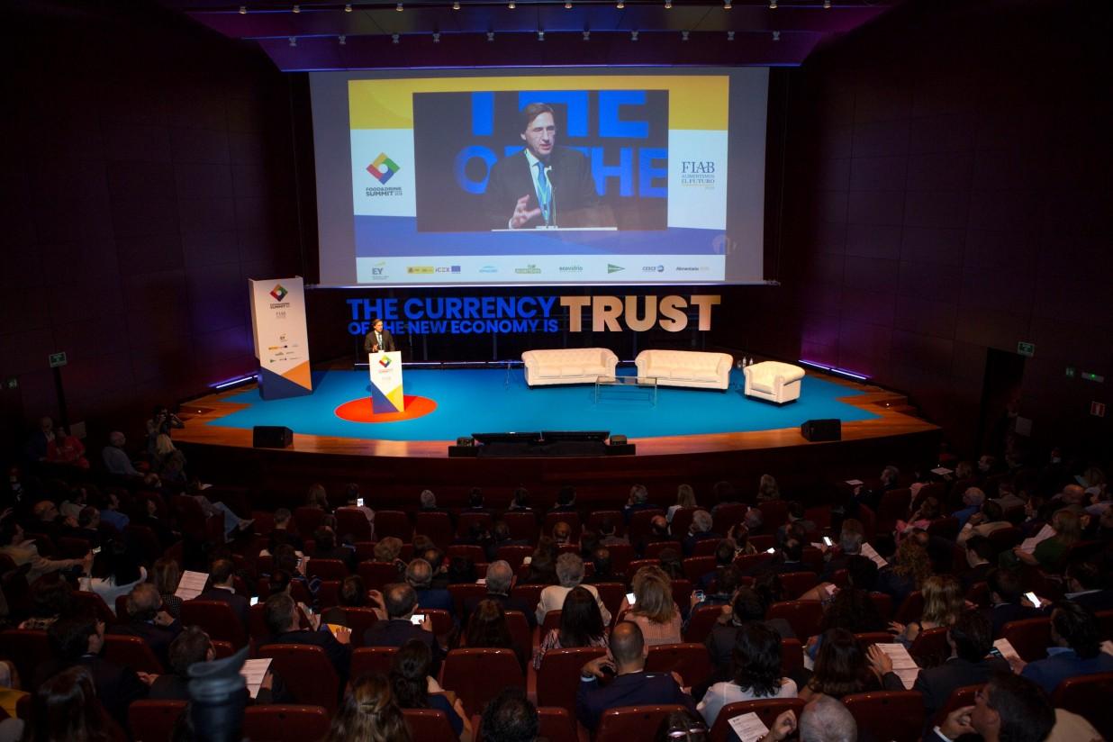 FIAB celebra el arte de alimentarse en el VII Madrid Food & Drink Summit 2019