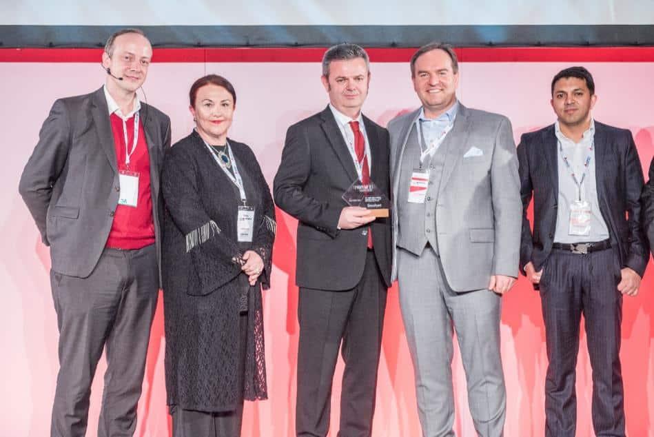 Agco rinde homenaje a sus principales proveedores en la región de Europa y Oriente Medio