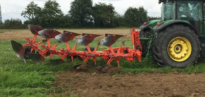 Innovación aplicada a los equipos para el laboreo del suelo