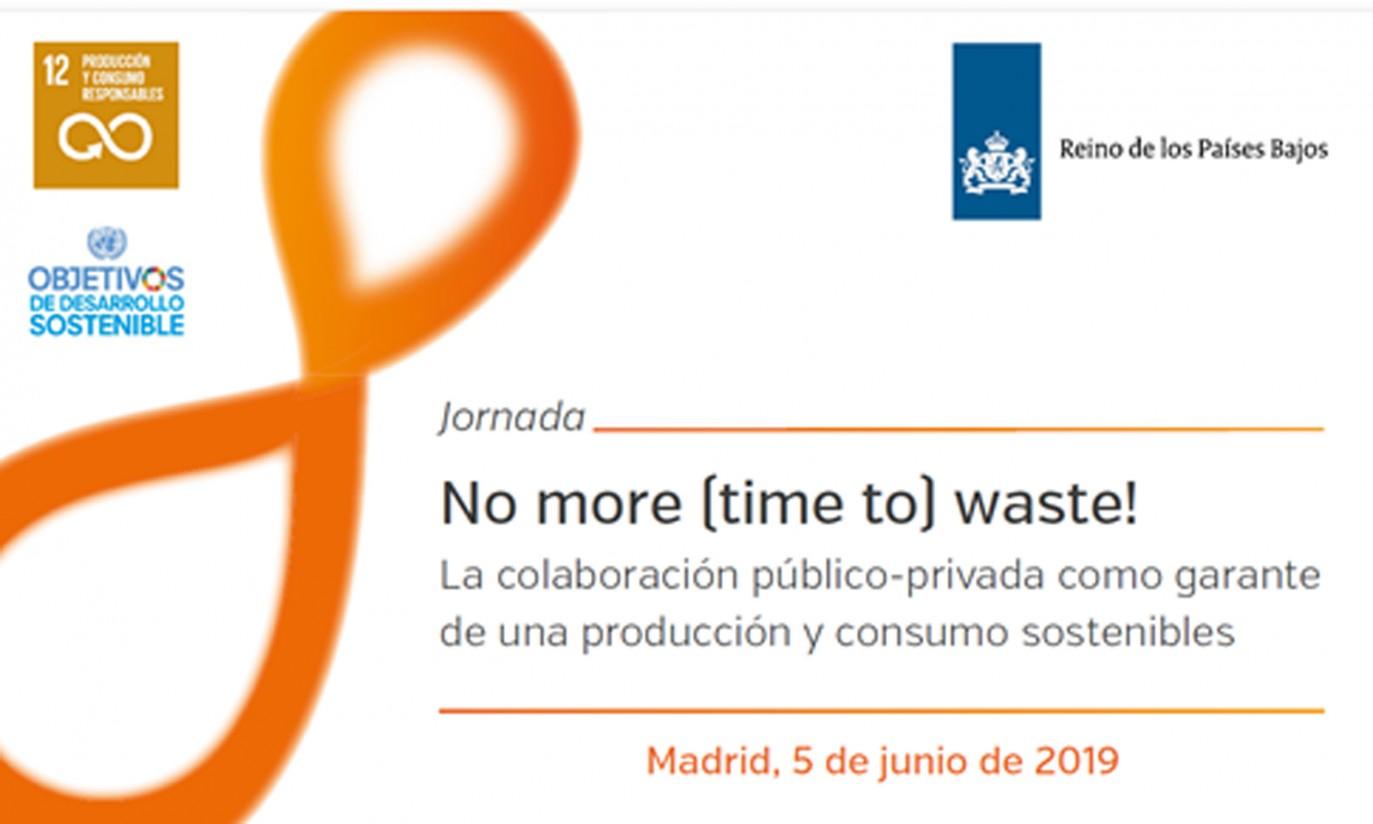 La Embajada de los Países Bajos organiza una jornada sobre producción y consumo sostenible