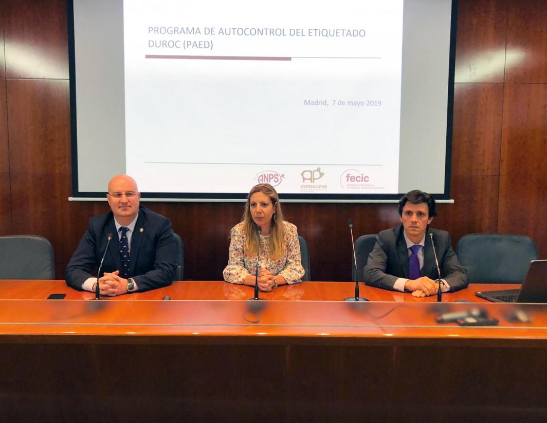 El sector explica a las empresas cárnicas el Programa de Autocontrol del Etiquetado Duroc