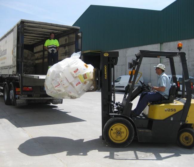 El reciclaje de envases agrarios de Sigfito crece tres puntos en el último año