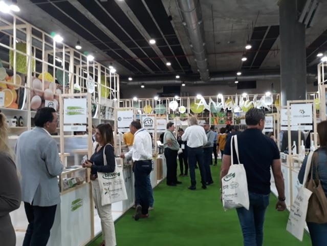 Arranca en Ifema la primera edición de Organic Food Iberia con buenas sensaciones