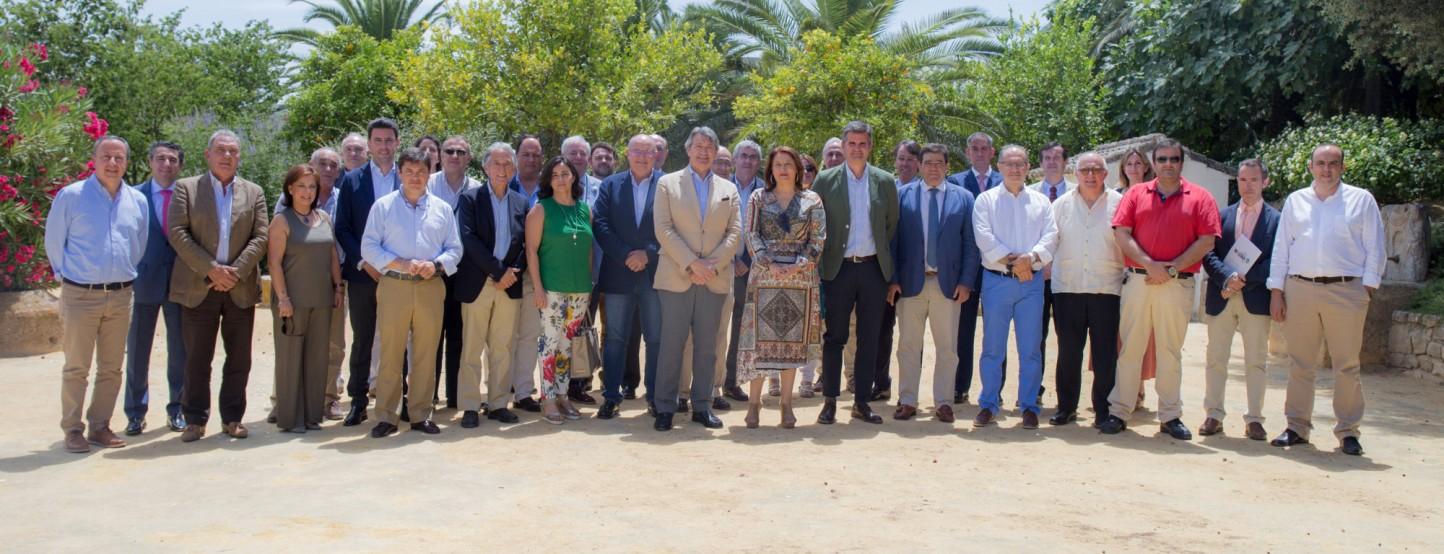 Los Consejos Reguladores andaluces reivindican ante la consejera de Agricultura su papel como protagonistas de la calidad