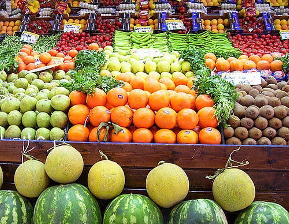 Las frutas frescas repuntaron un 4,7% sus precios de consumo en mayo