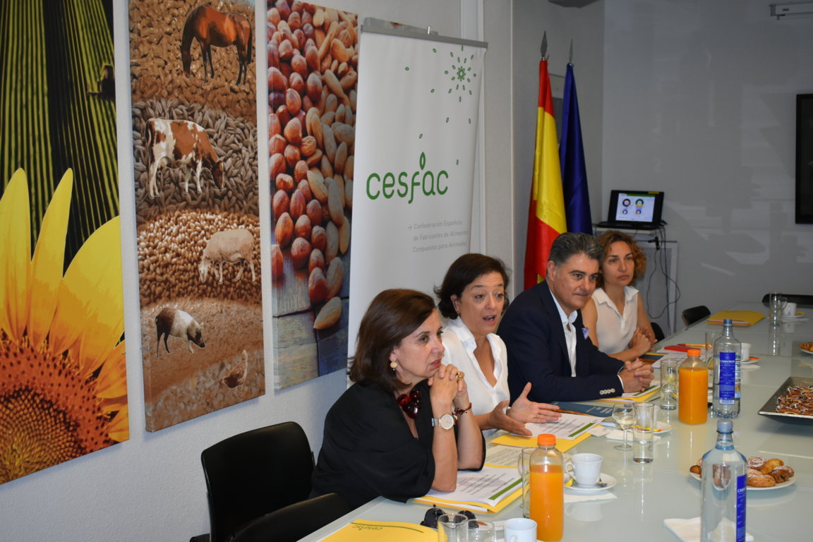 España será el primer productor europeo de piensos compuestos para animales este 2019