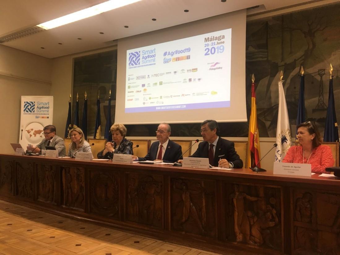 Smart Agrifood Summit de Málaga enfila su segunda edición