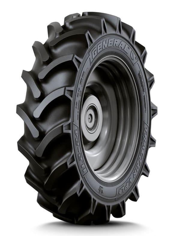 Llega a España el neumático agrícola General Tire V.ply de la mano de grupo Andrés