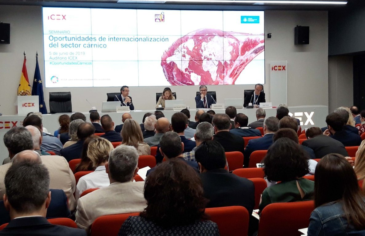 Los países asiáticos, objetivos para las empresas cárnicas españolas