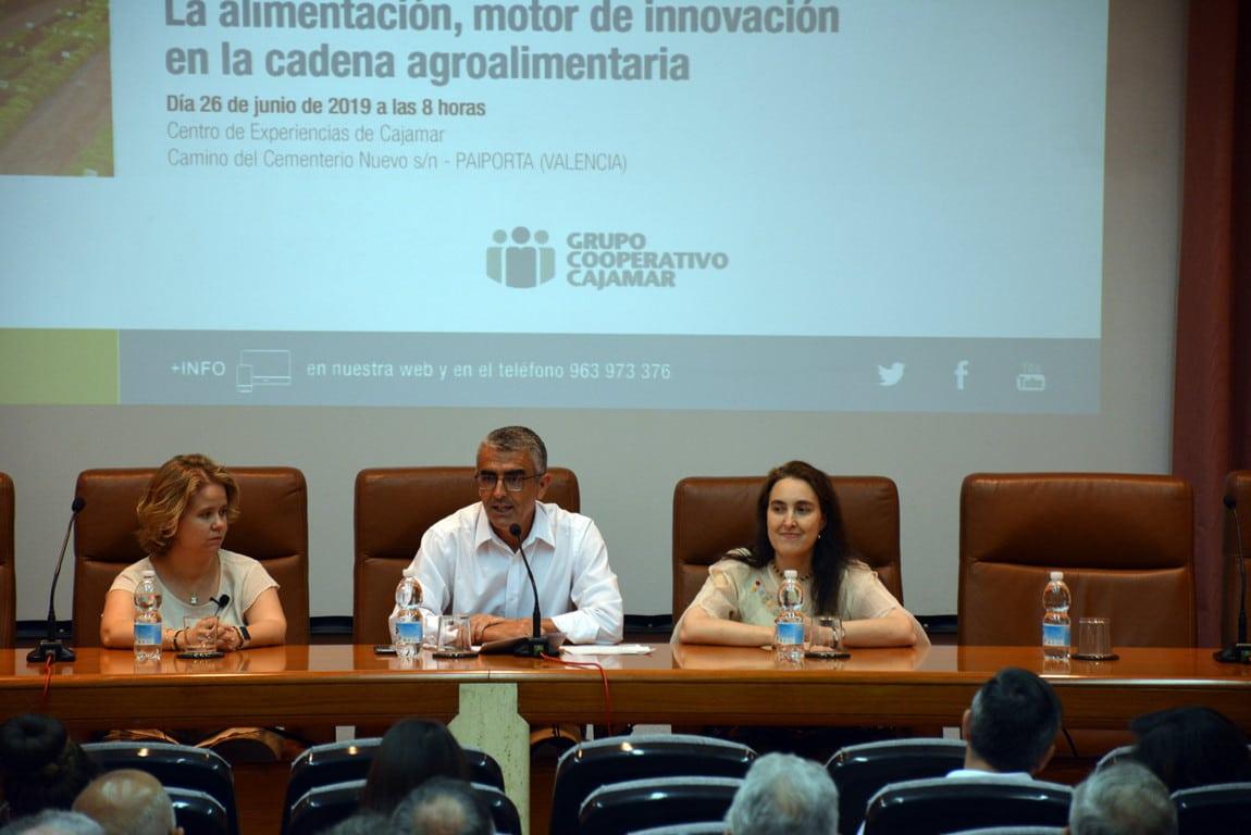 Cajamar analiza las demandas del consumidor como motor de la innovación agroalimentaria