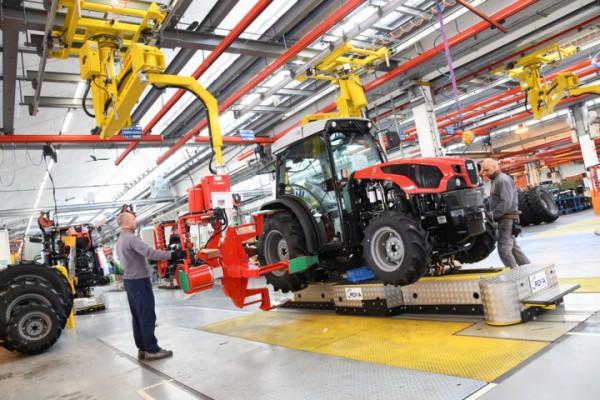 Aumentan un 14% las ventas de maquinaria agrícola nueva en los dos primeros meses del año