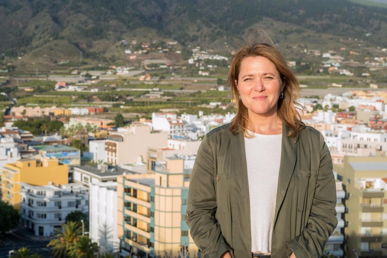 Alicia Vanoostende, nueva consejera de Agricultura, Ganadería y Pesca del Gobierno de Canarias