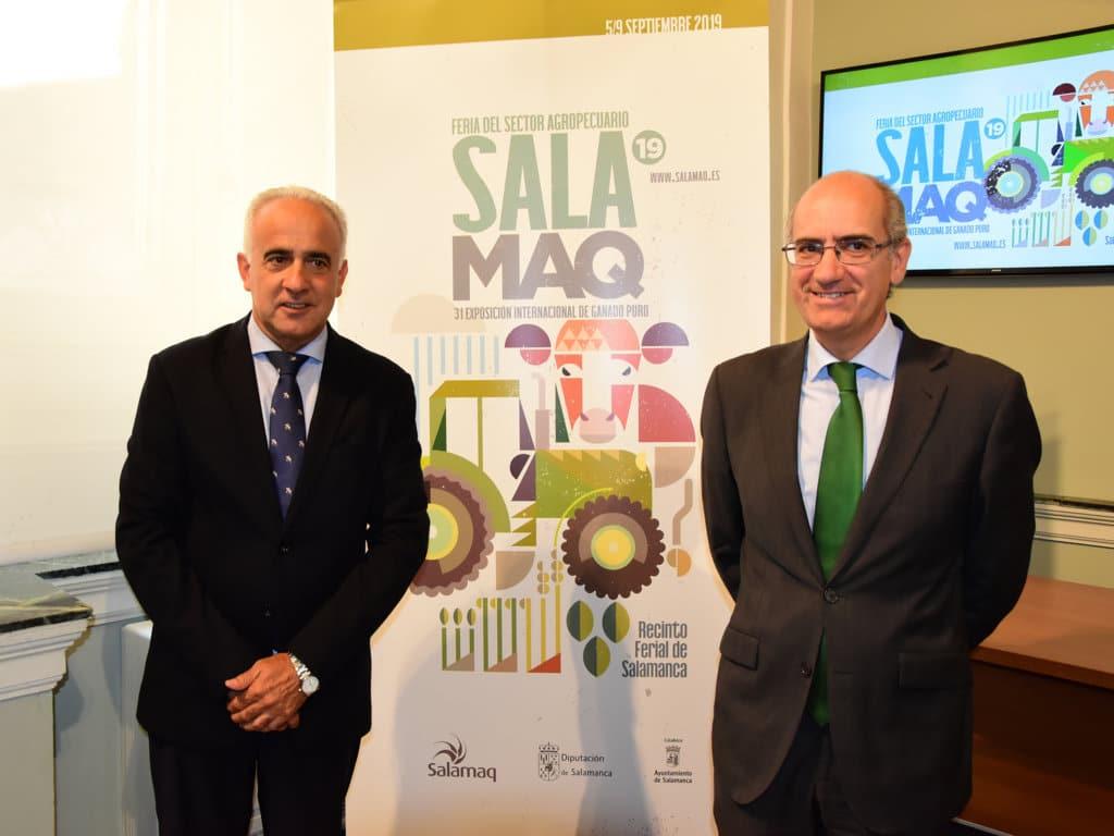 Salamaq'19 volverá a llenar y potenciará el valor ganadero de la Feria