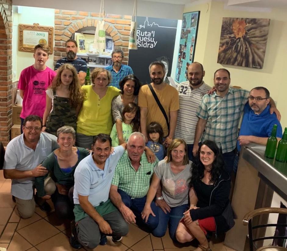 Biela y Tierra celebra el ecuador de su ruta con el sector ecológico de Asturias