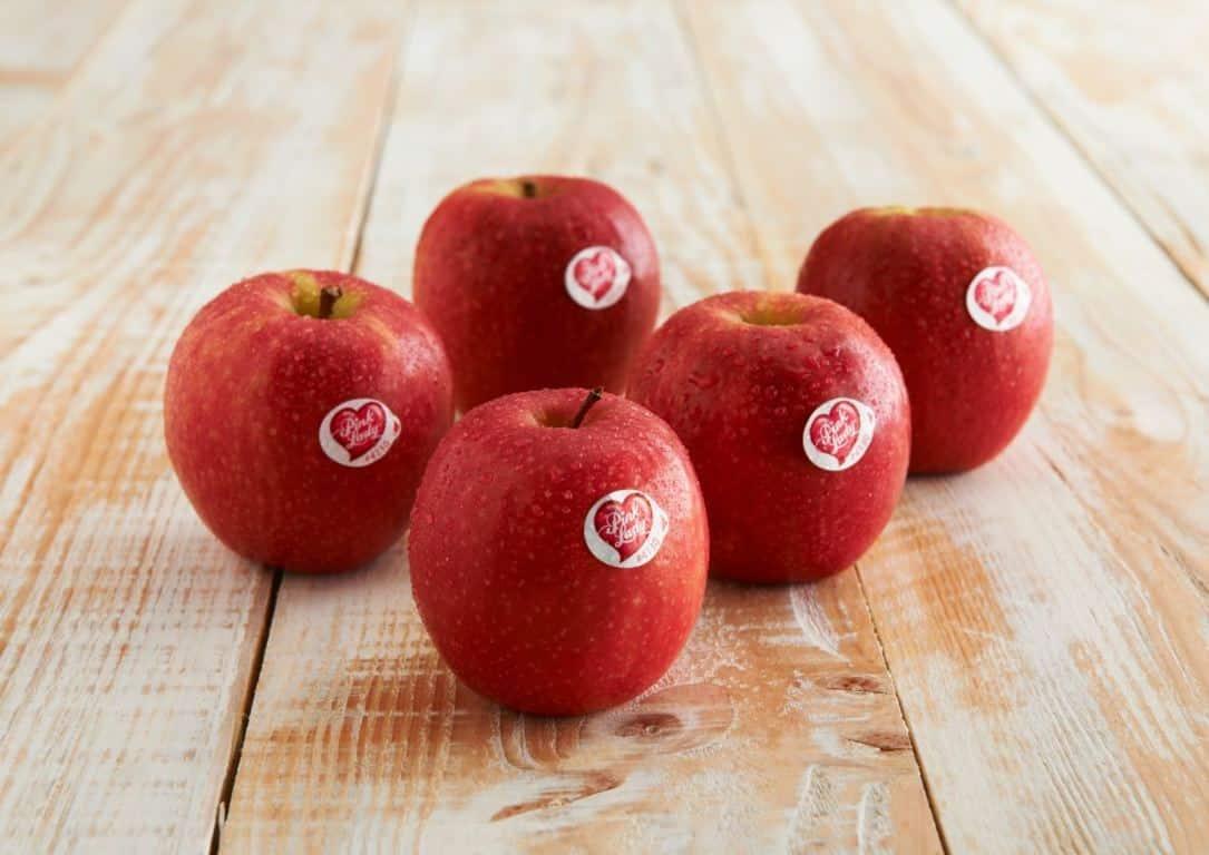 La variedad de manzana Pink Lady mantiene su volumen de ventas en España
