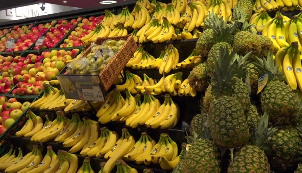 Las importaciones de frutas y hortalizas frescas aumentan un 70% en el último lustro