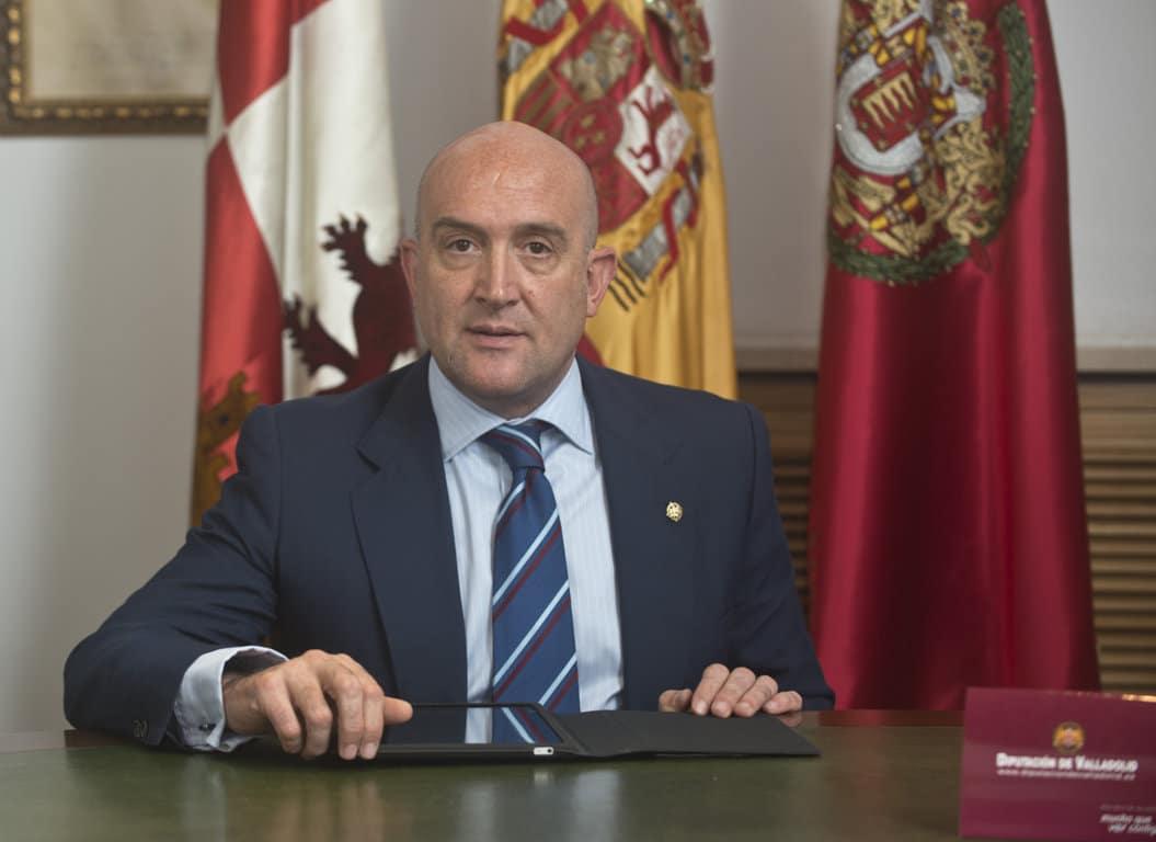 Mañueco confirma a Jesús Julio Carnero como nuevo consejero de Agricultura de la Junta de Castilla y León