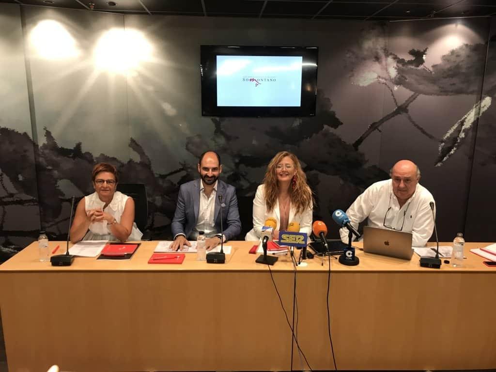 La DO Somontano prepara la 20 edición de su Festival de verano