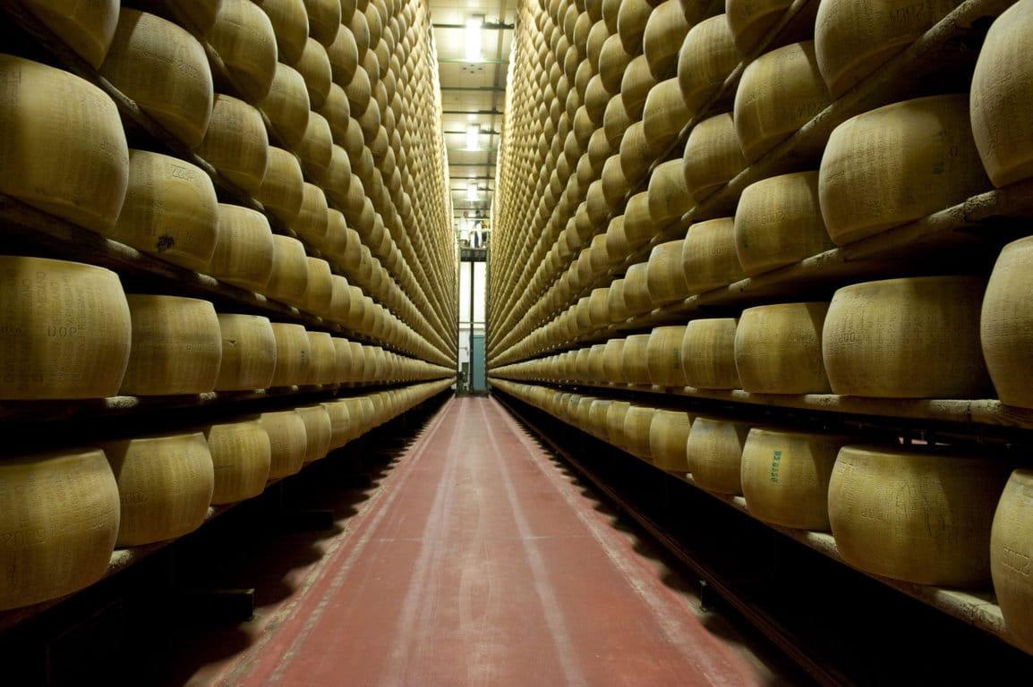 La DOP Parmigiano Reggiano exporta ya el 40% de su producción y refuerza su apuesta por el mercado español