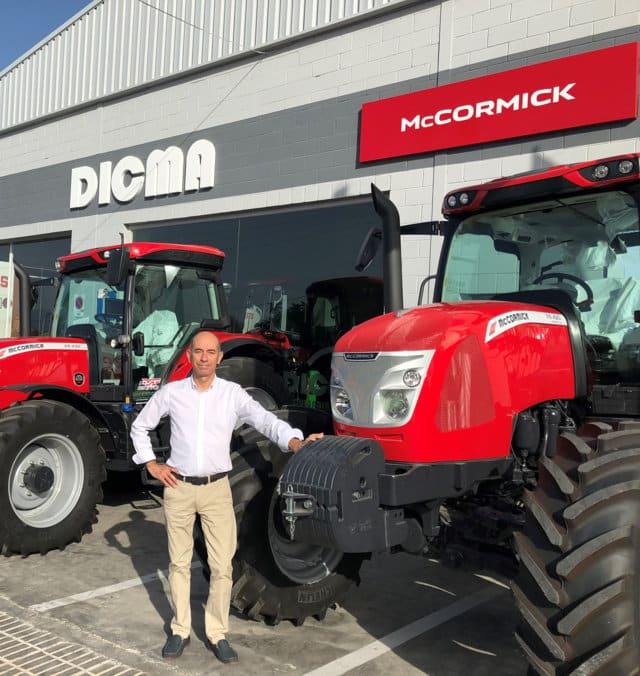 Dicma Maquinaria Agrícola, nuevo concesionario de Landini y McCormick en Jaén