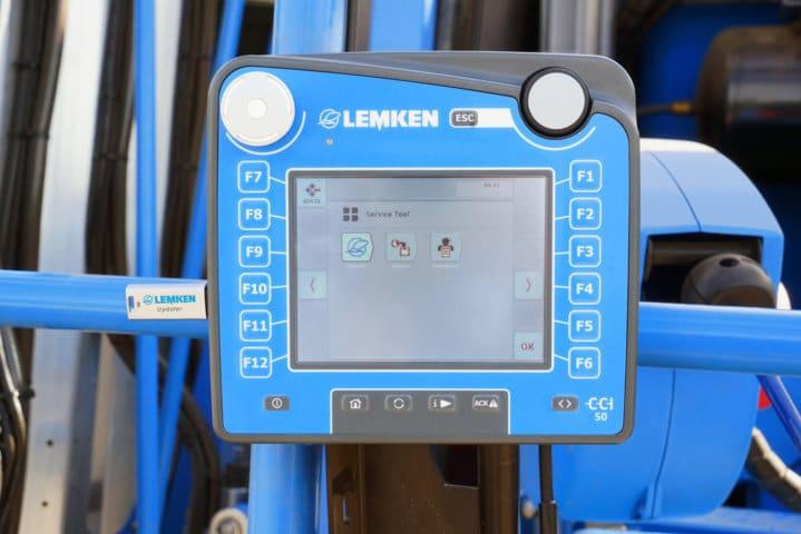 Lemken amplía el paquete de asistencia posventa